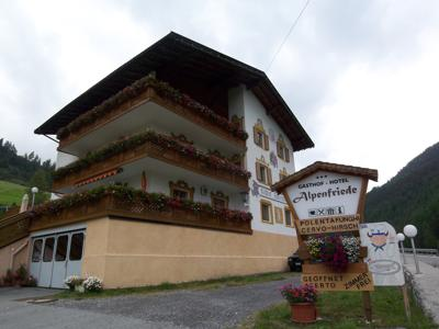 Alpenfriede Langtaufers